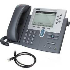 Cisco Unified 7961G IP Telephone GRADE B with Warranty inc VAT & FREE DELIVERY