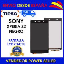 PANTALLA PARA SONY XPERIA Z2 LCD + TACTIL NEGRO TOUCH DISPLAY ENVÍO 24 HORAS