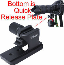 Quick Release Plate f Nikon AF-S 70-200mm f/2.8G ED VR & II Tripod Lens Collar
