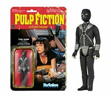 Pulp Fiction Funko Reaction The GIMP - 10 cm - Action figure Vaulted Ritirato