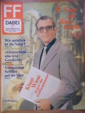 + FF DABEI 27 - 1983 Klaus Wiese Nickerbocker & Biene Ohne Programmteil