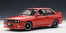 "AUTOART BMW E30 M3 EVOLUTION ""CECOTTO"" EDITION (RED) 1:18*Last One!"