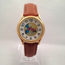Goofy Watch Moving Background Dial  Lorus By Seiko Vintage Disney Character