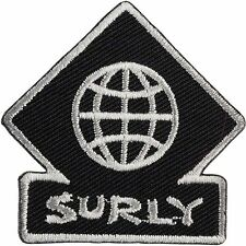 "Surly ""TOURING"" Sew-on Embroidered Bicycle Patch"