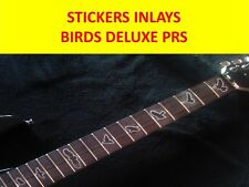STICKER INLAY BIRDS DELUXE PRS FRET MARKER VISIT OUR STORE WITH MANY MORE MODELS
