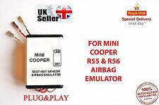 For MINI COOPER R55 & R56 Airbag Emulator  (OCS) - WITH LED!