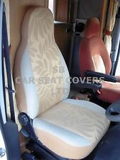 TO FIT A MERCEDES SPRINTER MOTORHOME, SEAT COVERS, 2002, MH-157 GOLD LEAF