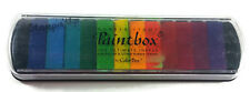 ColorBox Pigment Ink Paintbox2 ClearSnap Removable Option Plates 12 Color Bright