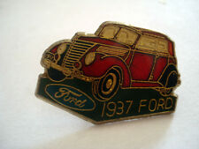 PINS AUTO VOITURE FORD 1937