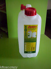 10 LITRE FOOD PROOF JERRY CAN, WATER CONTAINER  ,MOTORHOME, CARAVAN, CAMPING