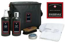 SWIZÖL SWISSVAX Leather Care Kit Lederpflege-Set FORTE / stark
