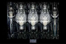 HR GIGER ALIEN POSTER (61x91cm) LI II, (3-D), WORK #251 NEW LICENSED ART