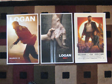 "Logan Movie (11"" x 17"") Movie Collector's Poster Prints ( Set of 3 )"