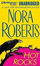 Hot Rocks by Nora Roberts (2010, CD, Unabridged) Pre-owned Audio Book