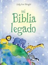 Mi Biblia Legado by Sally Ann Wright and Lesley Wright (2015, Hardcover)