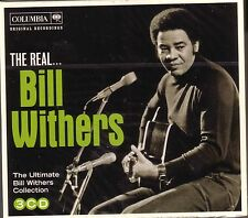 3 CD (NEU!) Best of BILL WITHERS (Ain't no sunshine Lean on me Lovely Day mkmbh