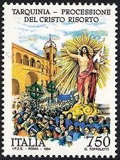 1994 ITALIA CRISTO REDENTORE TARQUINIA MNH **