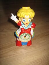 Vintage Sailor Moon Alarm Clock Japanese Anime Figure/Free Shipping