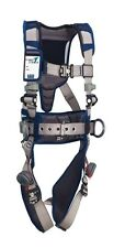 DBI SALA 1112550 ExoFit STRATA Construction Style Positioning Harness (S)