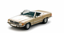 1977 Mercedes GOLD 350SL 1:18 SunStar 4595