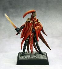 Skinsaw Cultist Reaper Miniatures Pathfinder Assassin Rogue Melee Rise Runelords
