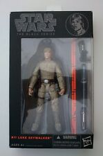 Star Wars Black Series Hasbro 6in Luke Skywalker Bespin Figure!