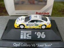 1/87 Herpa Opel Calibra V6 Joest Team Wurz #25 ITC 96 036986