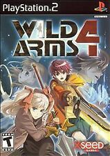Wild Arms 4 (Sony PlayStation 2, 2006)