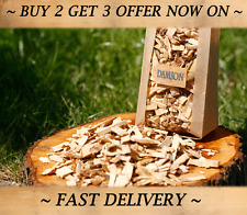Trucioli di legno di prugno FUMO 1.5l, per barbecue o a freddo Fumatore offerta compra 2 paghi 3:-)