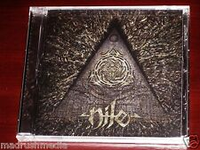 Nile: What Should Not Be Unearthed CD 2015 Nuclear Blast Records NB 3334-2 NEW