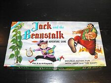 Vintage 1957 Jack and the Beanstalk Adventure Game - Transogram No.3811