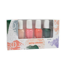 Essie Nail Polish Lacquers 2016 Spring Collection Mini kit - 4x 0.16oz