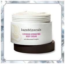 Bare Escentuals Bare Minerals Skin Care Luminous Moisturizing Body Cream 6oz