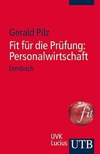 """""""Fit für die Prüfung: Personalwirtschaft"""" von Gerald Pilz"""
