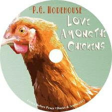 Love Among the Chickens, P. G. Wodehouse Comedy unabridged Audiobook on 1 MP3 CD