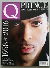 PRINCE Q Magazine TRIBUTE ISSUE 21 page feature