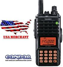 Vertex Yaesu FT-270R 5 Watt Water Proof VHF Two Way Hand Held Radio 136-174 MHz
