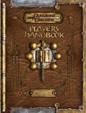 Premium Dungeons and Dragons 3. 5 Player's Handbook with Errata by Wizards...