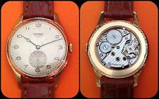 TECHNOS-vintage watch- mechanical manual-anni '50-swiss made- 37mm-