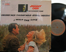 I Walk the Line (Soundtrack) (Johnny Cash & the Tennessee Three) (Tuesday Weld)