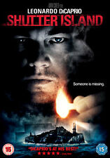 SHUTTER ISLAND - DVD - REGION 2 UK