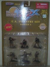 THE ULTIMATE SOLDIER 1/32 SCALE 32X WWII US ARMY INFANTRY SOLDIERS SET 1 MIP