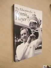 The Education of a Tennis Player Rod Laver Grand Slam Updated 40th Anniversay Ed