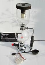 HARIO SIPHON SYPHON COFFEE MAKER TECHNICA TCA-5 GAS VERSION JAPAN IMPORT