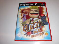 PlayStation 2   PS2  BUZZ! Das Musik-Quiz