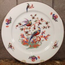 Bavaria Golden Pheasant Bird Of Paradise Floral pattern by Thomas Dinner Plate