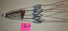 1 1/2 oz. Bottom Bouncer Sinkers Qty 12
