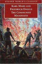 The Communist Manifesto by Karl Marx and Friedrich Engels (1998, UK-Paperback)