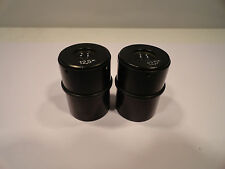 Zeiss- Lomo pair eyepieces 12.5x,attachment 30mm.