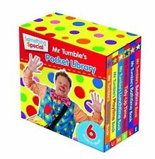 Something Special: Mr Tumble's Pocket Library Board Book Free Delivery FAST